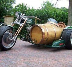 HIP RECYCLED MOTORCYCLE SIDECAR