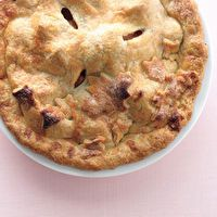 Pear Butterscotch Pie by SELF