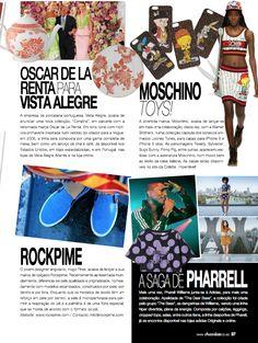 Rockpime em altas #revistachocolate #rockpime #moda
