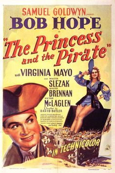 Bob Hope - The Princess and the Pirate (1944)