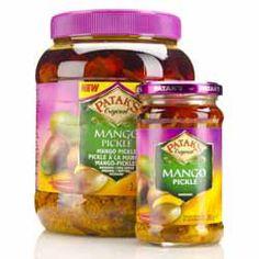 Mango Pickle (Medium) - Pataks