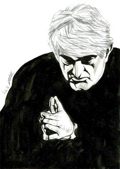 Shota Kotake Sketches – A Father Ted a Day Father Ted, Sketches, Puppies, Drawings, Day, Illustration, Flowers, Art, Illustrations