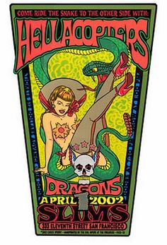 Hellacopters, Dragons