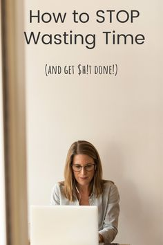Use these habits, tips, tricks, and mindset shifts to stop wasting time and finally get stuff done! These simple methods will help you stop procrastinating! Schedule Templates, Planner Template, How Do You Stop, Online Quizzes, Stop Wasting Time, Kids Schedule, Habits Of Successful People, Productivity Apps, Making Excuses