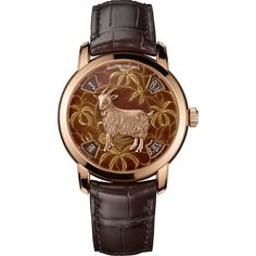 Vacheron Constantin The Legend of the Chinese Zodiac - Year of the Goat Pink Gold 86073/000R-9889