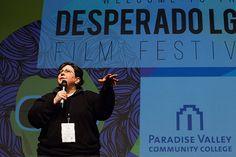 Find the best LGBTQ films at the Desperado Film Festival in Phoenix, Arizona. Desperado Film, Paradise Valley, Phoenix Arizona, Community College, Film Festival, Lgbt, Films, Fictional Characters, Movies