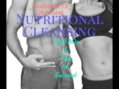 #StoikedLIVE Q&A Panel- Your TOP Nutritional Cleansing Questions Answered!