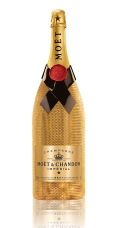 Dear Santa - I have been really good Moët & Chandon champagne festive limited edition for Christmas and New year's eve