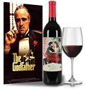 Movie & Wine Pairing    Café Zoetrope Merlot 2014 California  The Godfather (1972)  Francis Ford Coppola penned much of the screenplay for The Godfather in Café Trieste, an Italian espresso house that's around the corner from where Café