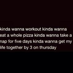 Kinda wanna...