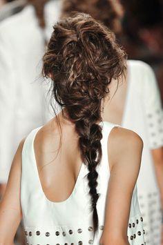 style, hair, female, braided,