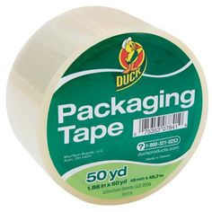 Free Duck Packaging Tape at Walmart!