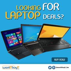 Looking for Deals on Laptops??? Head To The One Stop Shop for Best Deals on Laptops.