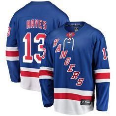Chris Kreider New York Rangers Fanatics Branded Home Breakaway Player Jersey - Blue, Size: XL