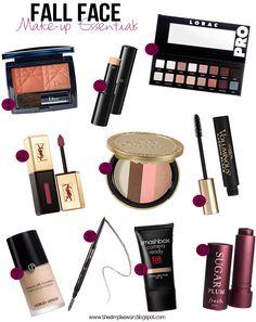 #Trucchi per il make up autunno 2013   Fall Make-Up