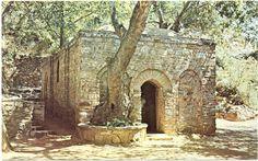 TITULOS FELICES: La casa de la Virgen María en Efeso