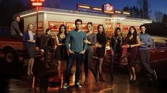 #Riverdale Chapter Four:The Last Picture Show starts in ONE HOUR on The CW! RT if your watching tonight!