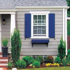 How do I make window boxes for a cape cod home? - Google Search