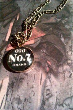 Jack Daniels Necklace