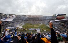 San Diego Chargers Stadium