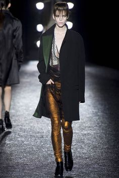 Haider Ackermann's Androgynous Spring