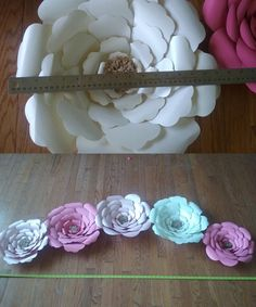 Flower Embellishments x 24 Peony Box Blend Photo Box Petaloo FLORA DOODLES