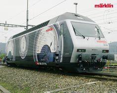 Märklin train 2003 the real one
