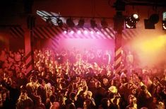 where life started at 18. Non Sport but every Saturday night possible was here !!!Hacienda Manchester