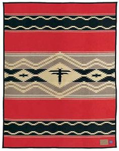 Pendleton Mills Trade Blanket (Navajo Water Blanket)