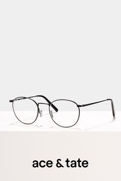 719cf1a8df2 Neil - Round metal frames - Black - View More Metal Frames