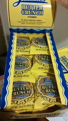 Linden Butter Crunch