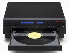 ELP Laser Turntable. #recordplayer #turntable http://www.pinterest.com/TheHitman14/the-record-player-%2B/