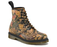 So beautiful. Dr. Martens. Because I need some boots that will outlast the apocalypse.