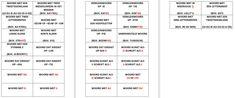 Pim Pam Pet Spelling groep 6 Om spelling op een andere manier te oefenen heeft mijn collega Leonieke Riemens dit Pim Pam Pet spel voor haar groep gemaakt. Periodic Table, School, Tips, Om, Advice, Periotic Table, Hacks