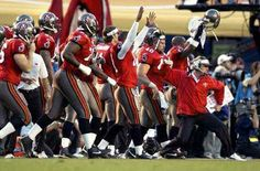 Tampa Bay Bucs Super Bowl Win!!