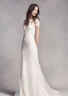 Tendance Robe du mariée 2017/2018 15 Modest Wedding Dresses Under $5000 | Brides.com