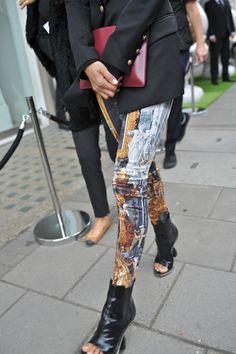 London Fashion Week #StreetStyle