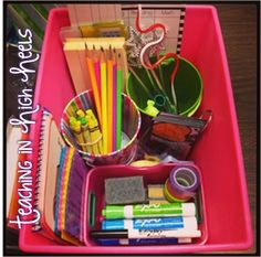 Bright Ideas Blog Hop~Organizing Your Guided Reading Time