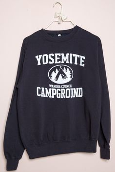 Brandy ♥ Melville |  Erica Yosemite Sweatshirt - Prints - Graphics