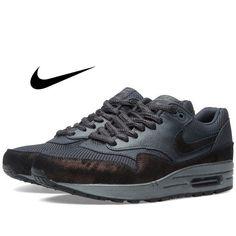 1759104eaa29 Women s Nike Air Max 1 Premium Shoes Sneakers Sz 10 US  454746-007