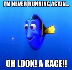Funny running memes for runners and people who love to workout - Fitness memes that will make you laugh!