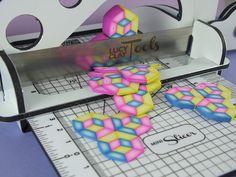 Blendování. Jedna z nejefektivnějších technik v polymerovém tvoření. Je to základ. Základ všech dovedností, bez toho se nedá posunout dál. Dávám na něj často v
