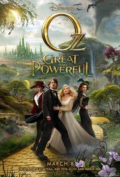 Oz: Great Powerful