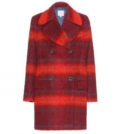 Pin for Later: Wartet nicht bis es zu spät (oder zu kalt) ist, um diese Mäntel zu kaufen Stella Jean Mantel Stella Jean roter Mantel (809€)