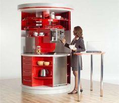 Clever Kitchen Design   DesignMind