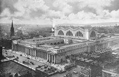 Penn Station.....what we could do with it now!