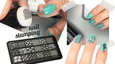 Cómo estampar en las uñas paso a paso con Curali Nail Stamping Paris Nails, Cute Acrylic Nails, Nail Stamping, Manicure, Nail Art, Make It Yourself, Etsy, Beauty, Facebook