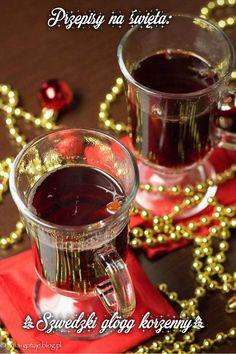Świąteczny grzaniec - Glögg korzenny