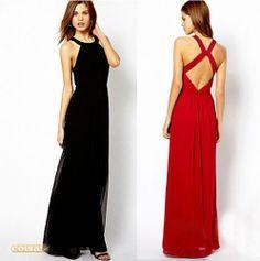 Tendência desta Primavera/Verão: vestidos compridos. Compre já o seu!:)