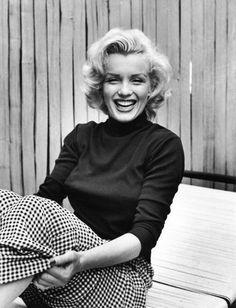 1953 Marilyn Monroe - photo Alfred Eisenstaedt